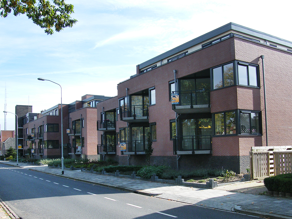 Appartementen Nassaustraat