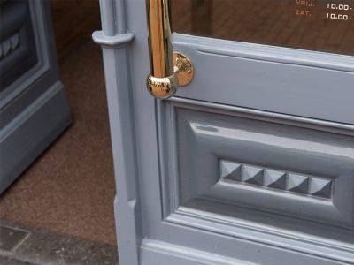 Detail deur Magazijn 110 Winschoten