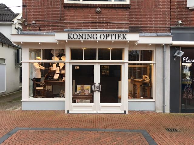 Koning Optiek Langestraat Winschoten