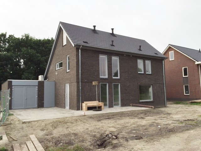 nieuwbouw woning met garage/berging in Groote Veen Eelde