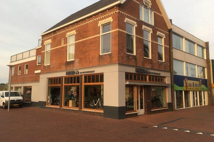Meijer Fietsen Langestraat Winschoten