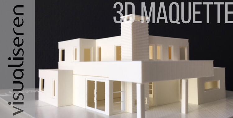 3D print - zakelijk en particulier