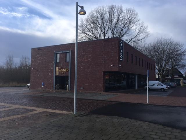 The Jagger Casino Winschoten - bouwbegeleiding