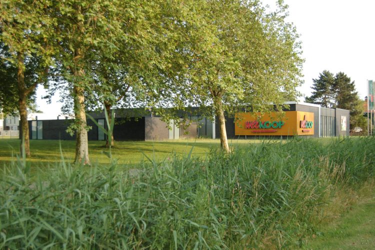 Welkoop, Transportbaan in Winschoten